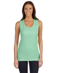 Ladies' Flowy Scoop Muscle Tank front Thumb Image