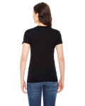 Ladies' 50/50 Short-Sleeve T-Shirt back Thumb Image