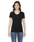 Ladies' 50/50 Short-Sleeve T-Shirt front Thumb Image