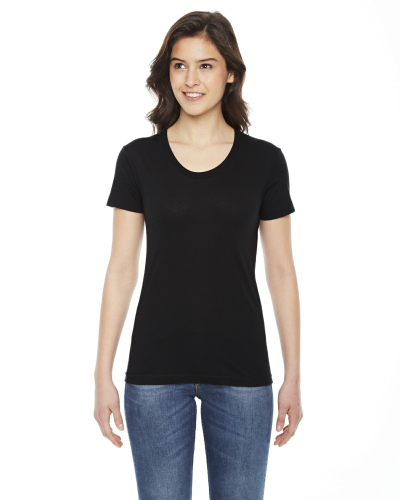 Ladies' 50/50 Short-Sleeve T-Shirt front Image