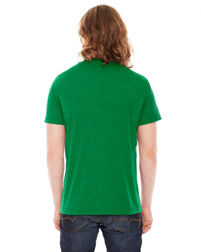 50/50 Short-Sleeve T-Shirt back Image