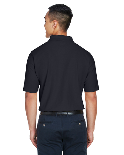 Devon & Jones Performance Polo back Image