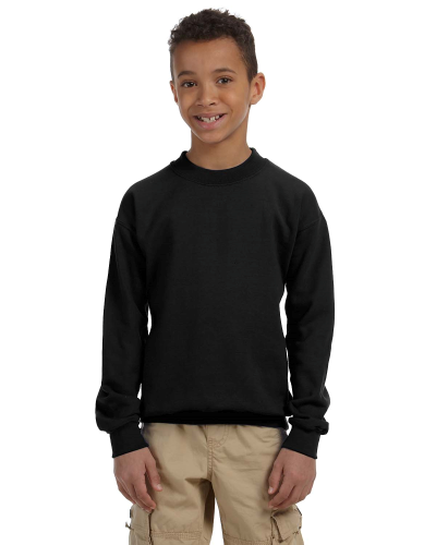Youth Crewneck Sweatshirt front Image