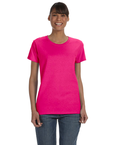 Ladies Missy Fit T-Shirt front Image