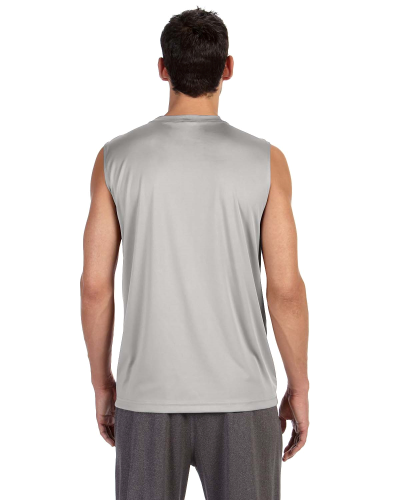 Sleeveless Performance T-Shirt back Image