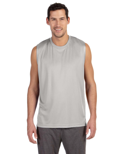 Sleeveless Performance T-Shirt front Image