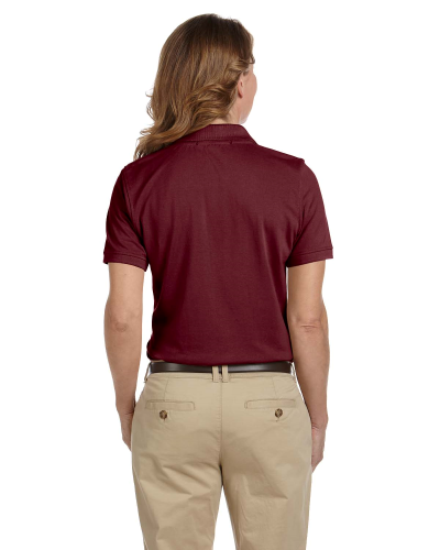 Ladies' Easy Blend Polo back Image