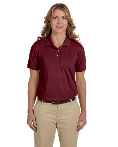 Ladies' Easy Blend Polo front Image