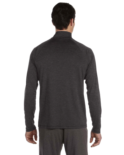 Men's Quarter-Zip Pullover back Image