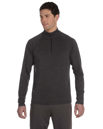 Men's Quarter-Zip Pullover front Image