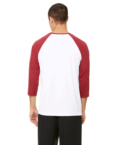 Performance Baseball T-Shirt back Image