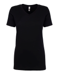 Ladies' Ideal V-Neck Tee front Thumb Image