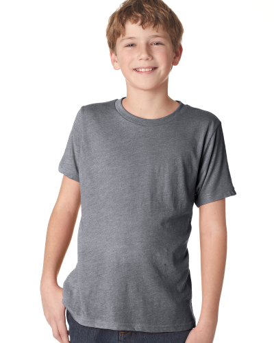 Tri-blend Youth T