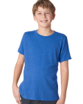 Boys Triblend Crew Tee front Thumb Image