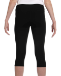 Ladies' Capri Legging back Thumb Image
