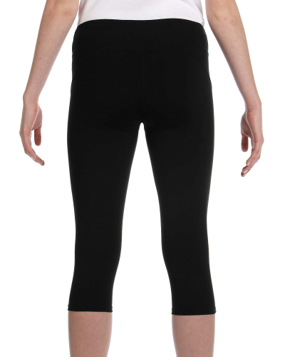Ladies' Capri Legging back Image