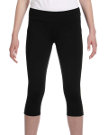 Ladies' Capri Legging front Thumb Image