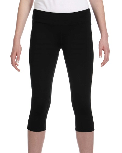 Ladies' Capri Legging front Image