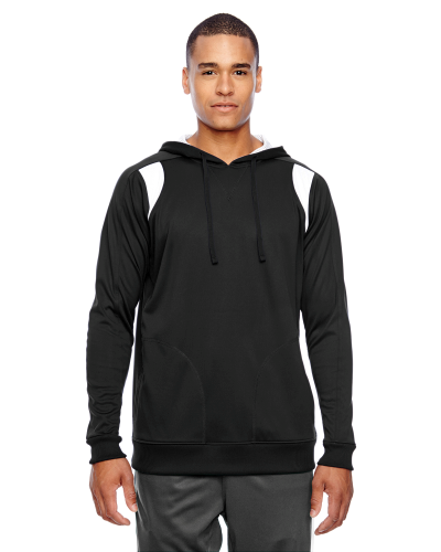 Men's Elite Performance Hoodie front Image