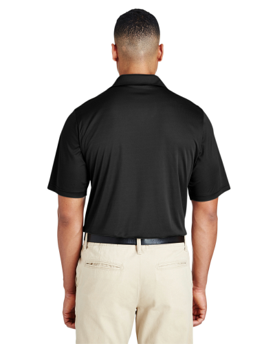 Men's Zone Performance Polo back Image