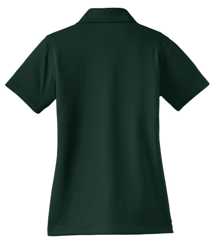 Coal Harbour® Snag Proof Power Ladies' Sport Shirt back Image
