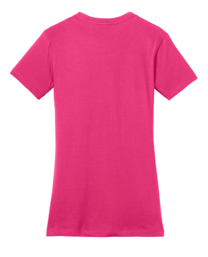 ATC™ EUROSPUN® RING SPUN LADIES' TEE back Image