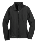 Ladies Soft Shell Jacket front Thumb Image