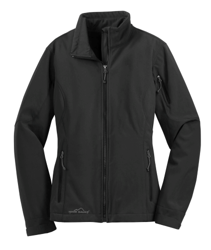 Ladies Soft Shell Jacket front Image