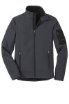 Rugged Ripstop Soft Shell Jacket front Thumb Image