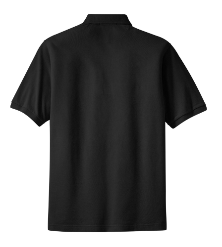 Coal Harbour®  Classic Pique Sport Shirt back Image