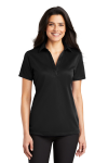 Coal Harbour® Everyday Ladies' Sport Shirt front Thumb Image
