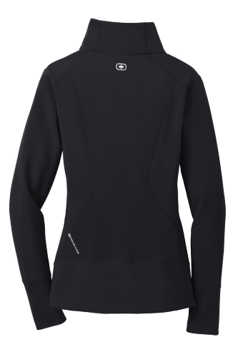 OGIO® ENDURANCE FULCRUM LADIES' FULL ZIP back Image