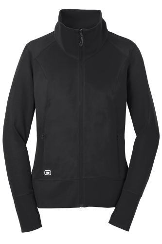 OGIO® ENDURANCE FULCRUM LADIES' FULL ZIP front Image