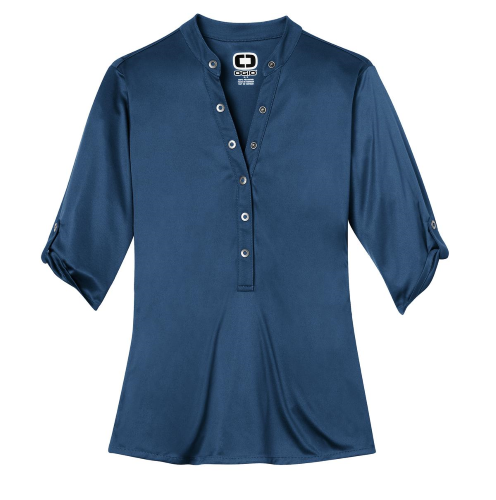 Ladies Henley
