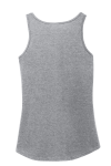 Port Company Ladies 100 Cotton Tank Top back Thumb Image