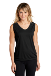 ATC™ PRO TEAM SLEEVELESS V-NECK LADIES' TEE. front Thumb Image