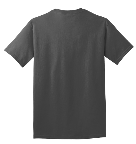 Everyday 100% Cotton T-Shirt back Image