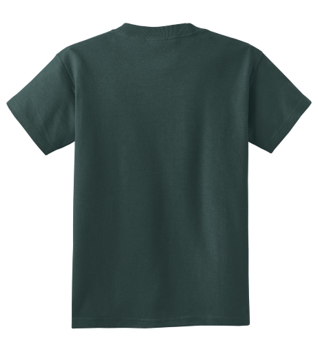 Youth 100% Cotton T-Shirt back Image