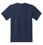 Port & Company Youth 50/50 Cotton/Poly T-Shirt back Thumb Image