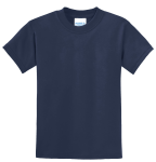 Port & Company Youth 50/50 Cotton/Poly T-Shirt front Thumb Image