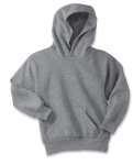 NEW! ATC™ YOUTH EVERYDAY FLEECE HOODED SWEATSHIRT front Thumb Image