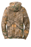 NEW! ATCTM REALTREE® TECH FLEECE HOODED SWEATSHIRT back Thumb Image