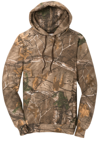 NEW! ATCTM REALTREE® TECH FLEECE HOODED SWEATSHIRT front Image