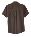Coal Harbour® Short Sleeve Easy Care Shirt back Thumb Image