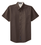 Coal Harbour® Short Sleeve Easy Care Shirt front Thumb Image