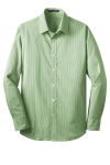 Coal Harbour® Mini Stripe Woven Shirt front Thumb Image
