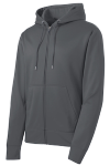 ATC™ GAME DAY™ FLEECE FULL ZIP HOODED SWEATSHIRT front Thumb Image
