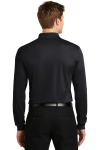 oal Harbour® Snag Resistant Long Sleeve Sport Shir back Thumb Image